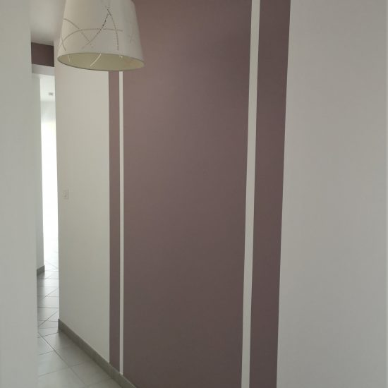 couloir peinture vendée 85