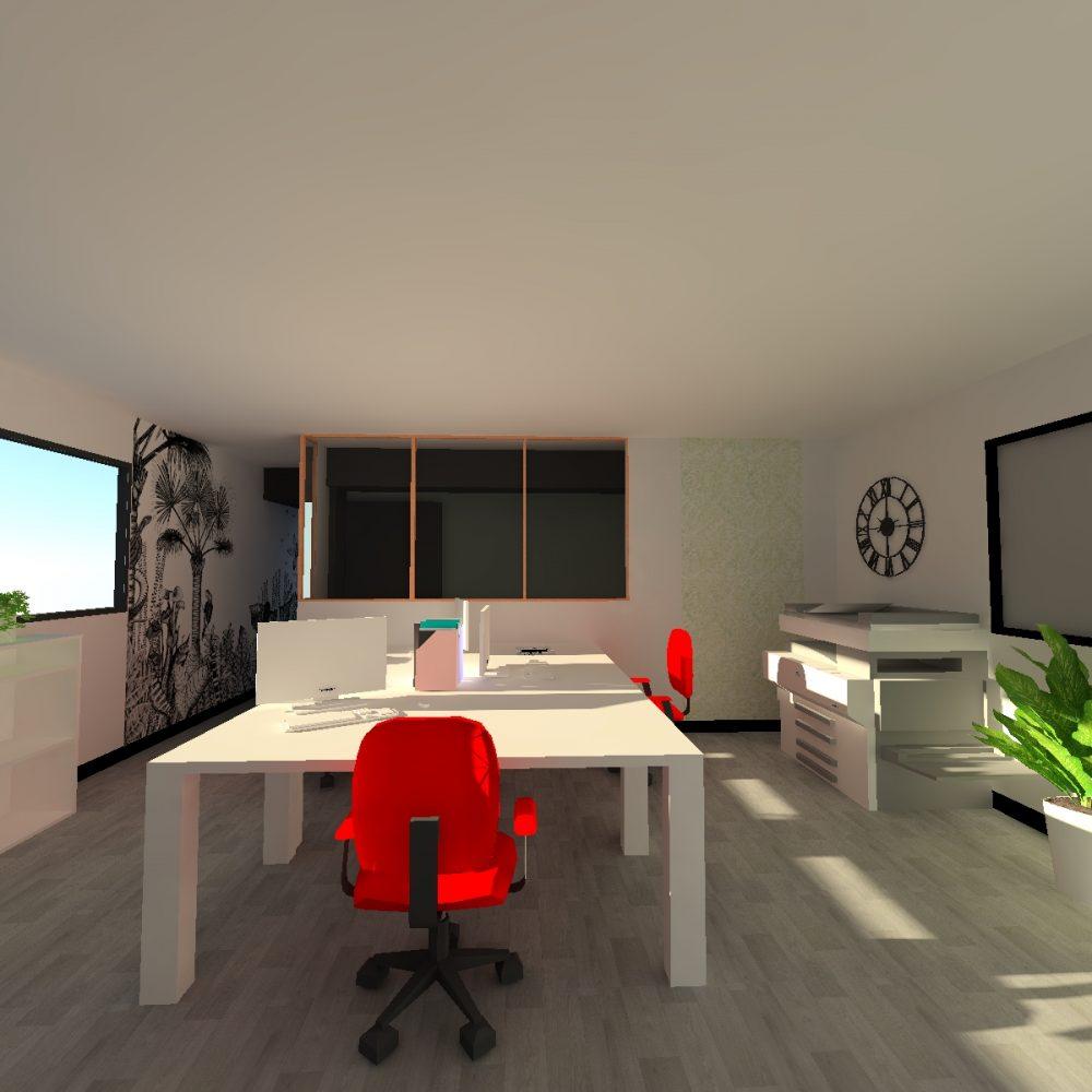 pro visuel 3D décoration intérieur vendée 85