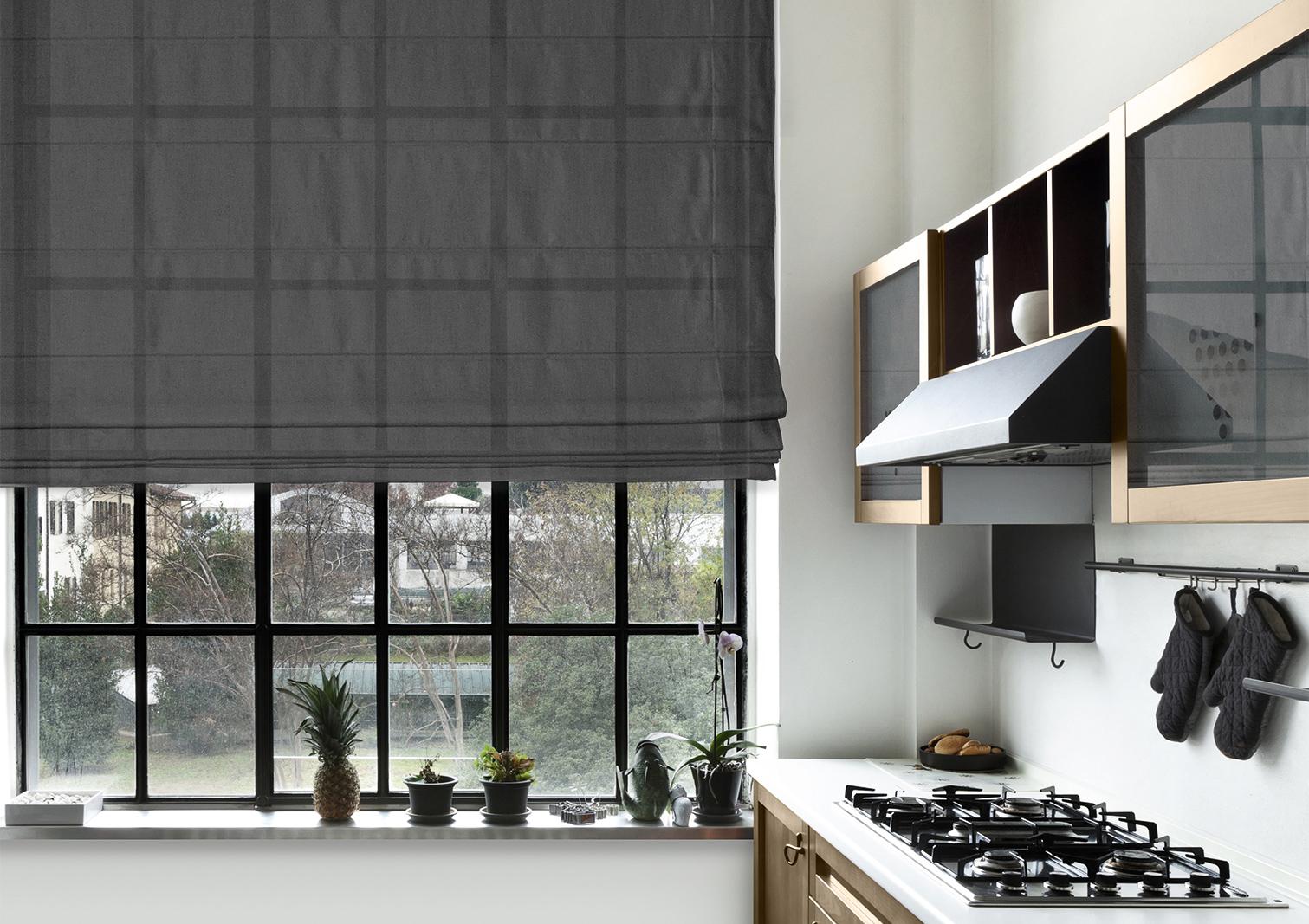 store flex toile gris