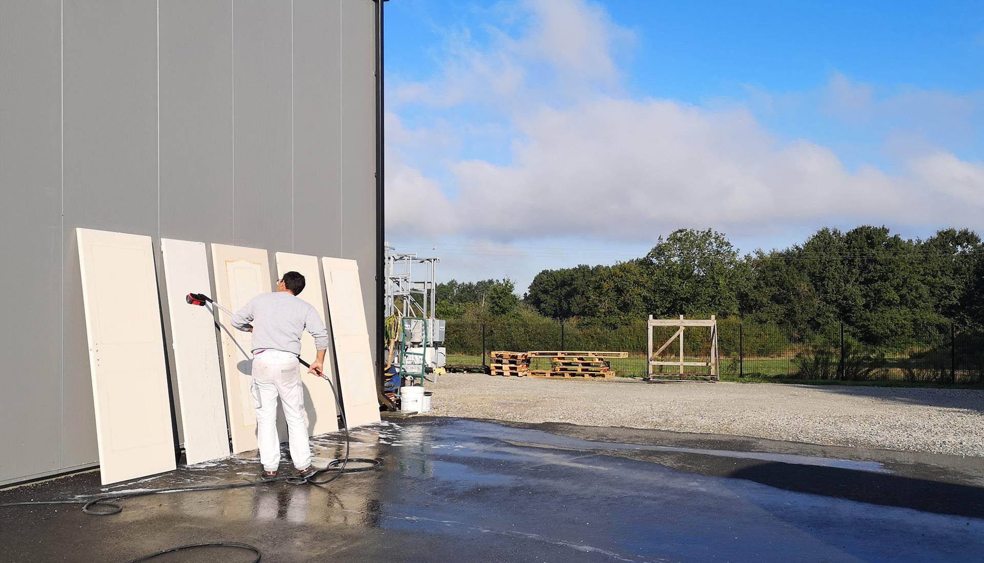artisan savoir faire peintre en Vendée