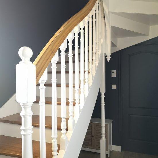 rénovation intérieure en vendée 85 peintre décorateur